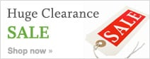 Huge Clearance Sale. Shop now